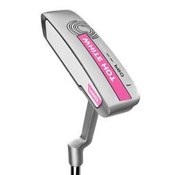 """New LH Odyssey White Hot Pro Ladies #1 Number 1 32"""" Putter 3"""