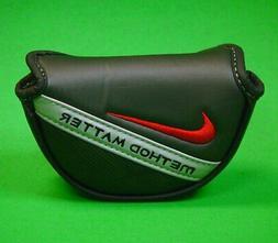 NEW Nike Method Matter Small Mallet Hook & Loop Closure Putt
