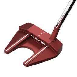 New Odyssey O-Works 2017 Red #7S Putter
