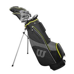 NEW Wilson Profile SGI Teen Complete Golf Club Set w/ Driver