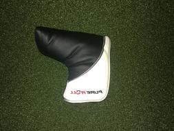 NEW TaylorMade Pure Roll Est. 79 Putter Head Cover - Brand N