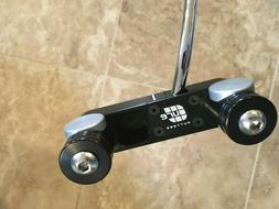 NEW CURE RX3 Black Smoked Color PUTTER; Weight Kit; Tool Kit