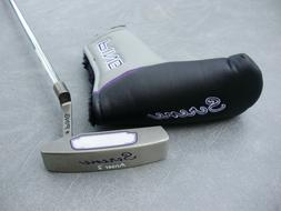 """NEW PING SERENE ANSER 2 WOMEN'S 33"""" BLACK DOT PUTTER with SU"""