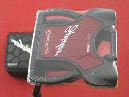 "NEW TAYLORMADE SPIDER TOUR BLACK #3 35"" PUTTER STEEL W/ HEAD"
