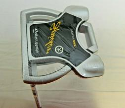 """New TaylorMade Spider Tour Interactive Double Bend 35"""" in. P"""