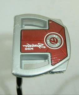 "New Taylormade Spider Tour Mini 34"" Putter - Diamond Silver"