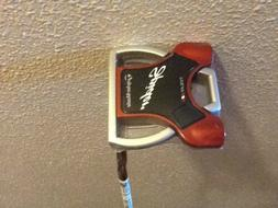 """New Taylormade Spider Tour Platinum 34"""" Putter 34 inches Lon"""