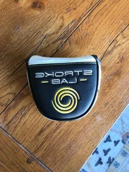 NEW Odyssey Stroke Lab Mallet Putter Headcover Golf Head Cov