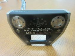 "New Titleist Golf Scotty Cameron FUTURA 5.5M Putter 34"" with"