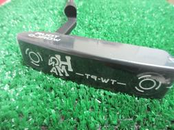 NEW!! HONMA TOUR WORLD PUTTER TW. PT BLADE  34 INCH WITH HEA