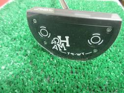"NEW!! HONMA TOUR WORLD PUTTER TW. PT MALLET 34 "" WITH HEAD C"