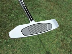 "New TaylorMade White Smoke IN-74 Putter 35"" Length Steel Sha"