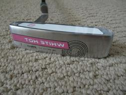 "NEW! WOMEN'S ODYSSEY WHITE HOT PRO 2.0 #1 PUTTER 33"" w/ HEAD"