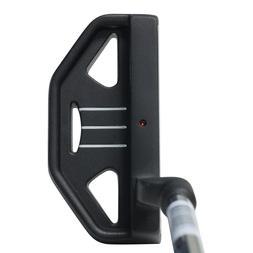 Nextt AXIS-3 HMD Black Golf Putter Right Hand Half Mallet St