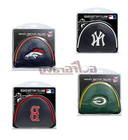 NFL or MLB Mallet Putter Cover - *CHOOSE team*