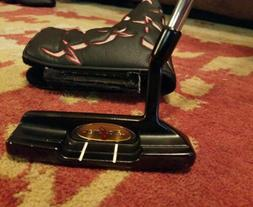 """Nice Condition RH Taylormade Rossa Siena 4. 34&1/2"""" Putter W"""