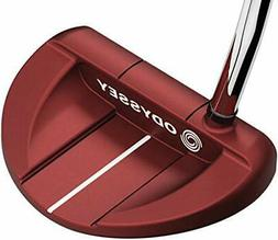 Odyssey O-Works Red Japan Putter W/SS 2.0 Mid Slim Grip 2017