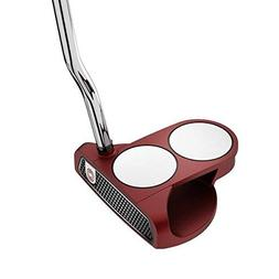 Odyssey 2017 O-Works Red 2-Ball Putter, Left Handed, 35 in