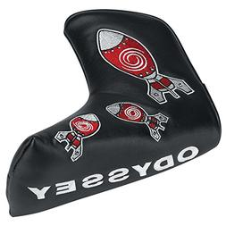 ODYSSEY Limited Edition Dropping Bomb Blade Putter Headcover