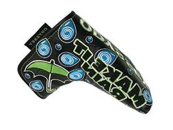 Odyssey Golf Make It Rain Putter Head Cover, Blade