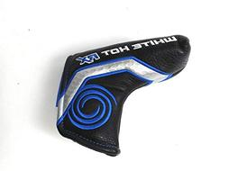 Odyssey White Hot RX Blade Putter Headcover Blue Black Silve