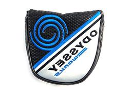 ODYSSEY NEW Works Mallet Putter Cover Headcover