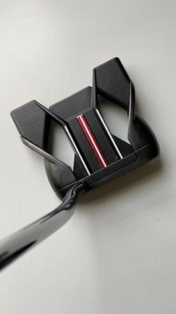 TAYLORMADE OS CB SPIDER PUTTER, 33 INS. WITH COVER RH