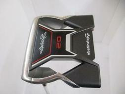 TaylorMade OS Spider 34 inch Steel Right-Handed Putter with