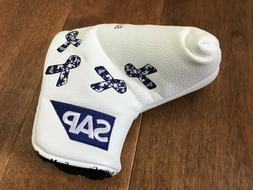 SeeMore Putter Co headcover RBC SAP Ernie Els for Autism