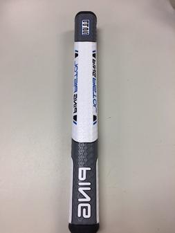Ping Putter Grip Model PP62 AVS Winn Midsize White/Grey--New