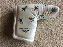 putter head cover headcover fits scotty cameron