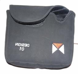 PUTTER HEADCOVER; SUITABLE FOR LARGE MALLET HEAD PUTTERS RIG