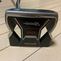 Taylormade Putter Spider OS 34 inches with head cover