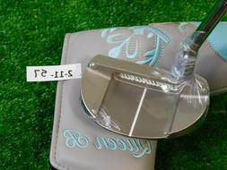 queen b 10 35 putter with headcover
