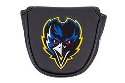 Parsaver Ravens NFL Mallet Putter Cover Headcover Shamrock C