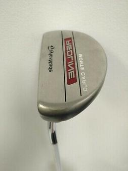 TaylorMade Red Line Monte Carlo Putter -34 Inches - Right Ha