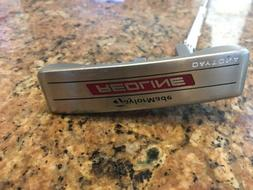 TaylorMade Redline Daytona 35 inch Putter Right Hand Golf Re