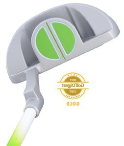 Paragon Rising Star Kids Junior Putter Ages 8-10 Green/Right