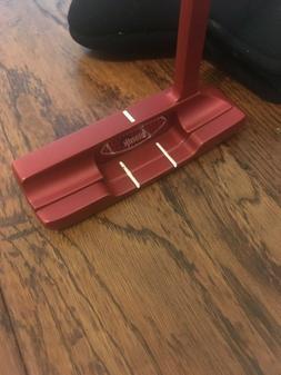 Bionik RL Series 101 Blade Putter, Scotty Cameron Grip, Odys