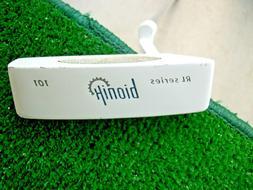 Bionik RL Series 101 Left-Handed White Head Putter! Sharp!