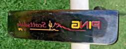 """Ping Scottsdale TR Red Dot Anser 2 33"""" Putter adjust  LH"""