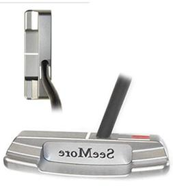 See More M1w Platinum Putter Stock Steel Shaft Steel Right H