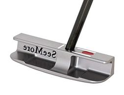 See More mFGP SS Platinum Putter Toe Down Stock Steel Shaft