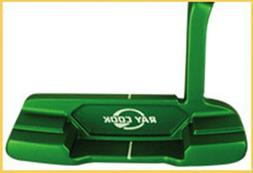 Ray Cook Silver Ray SR 600 Limited Edition Green Putter