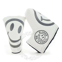 Smile Face Putter HeadCover Ping Sigma G Vault Cadence TR Ka