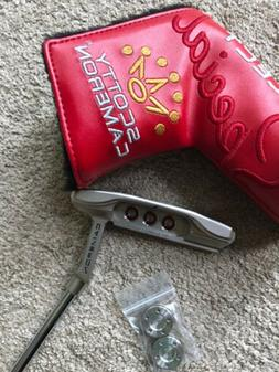Scotty Cameron Special Select RHNewport  33 In W/Headcover &