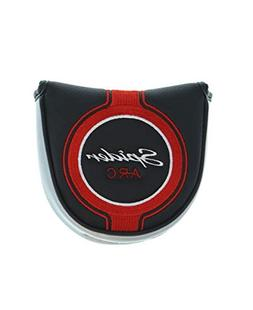 TaylorMade Spider ARC Red Putter Headcover Black/Silver/Red