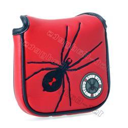 19th Hole Custom Shop Spider High-MOI Mallet Putter Head cov