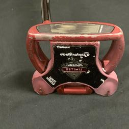 TaylorMade Spider Itsy Bitsy Limited Edition Red Putter