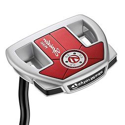 Mint TaylorMade Spider Mini Diamond Silver Putter Steel Righ